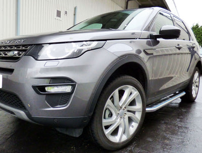"Range Rover Discovery Sport ab Bj.14 Trittbretter ""Monsoon"" - Direct 4x4 Autozubehör"