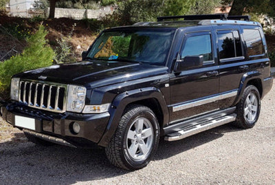 "Jeep Commander Bj. 06-10 Trittbretter ""Suburban"" - Direct 4x4 Autozubehör"