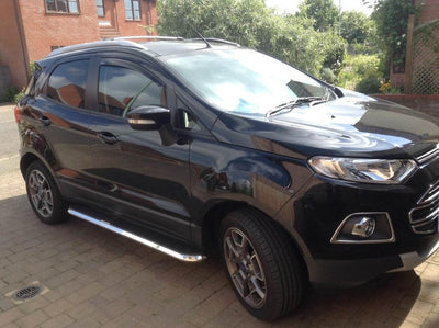 "Ford EcoSport Trittbretter ""High Flyer"" - Direct 4x4 Autozubehör"