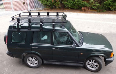 "Land Rover Discovery 3/4 Bj. 05-16 Dachträger ""Goliath Expedition"" 250 x 126cm - Direct 4x4 Autozubehör"