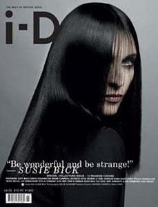 i-D feature on The Vampire's Wife