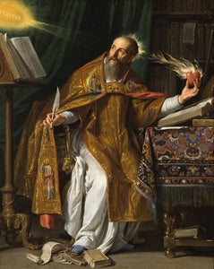 A POEM FROM SAINT AUGUSTINE
