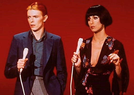 Bowie and Cher Blow our Minds!
