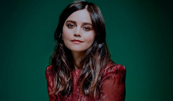 JENNA COLEMAN WEARS THE VAMPIRE'S WIFE