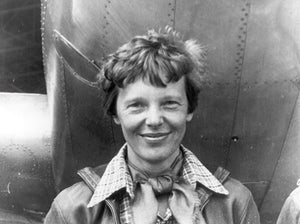 AMELIA EARHART AND JONI MITCHELL