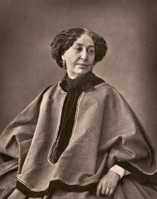 TO GEORGE SAND: A DESIRE