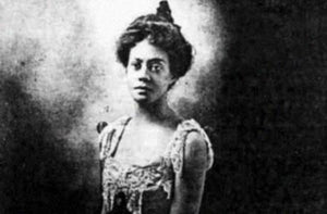 A Sunday poem from Alice Moore Dunbar-Nelson