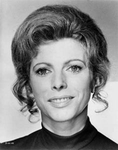 Billie Whitelaw performs Samuel Beckett's Not I