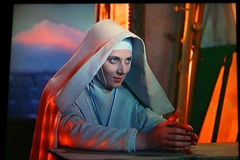 Black Narcissus, the Catholic Imagination and The Met Gala