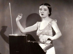 Clara Rockmore plays Hebrew Melody