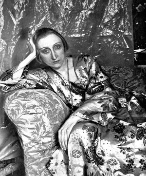 An interlude with Dame Edith Louisa Sitwell