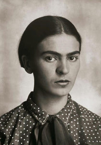 A letter from Frida Kahlo