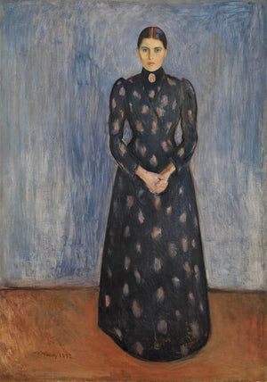 Inger by Edvard Munch
