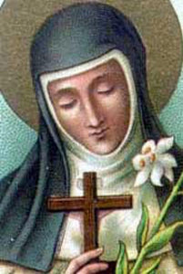 I prayed to blessed Jane of Orvieto