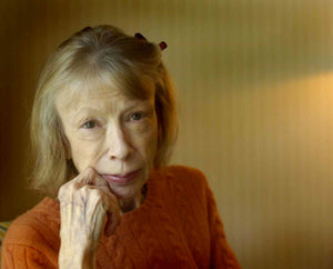 The fearless Joan Didion