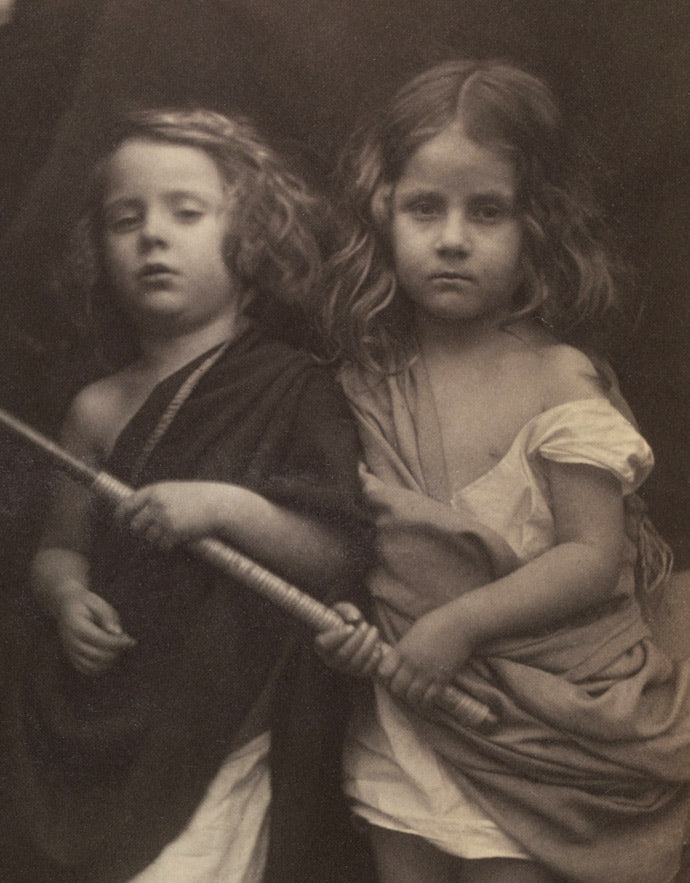 Julia Margaret Cameron - and the mysterious children