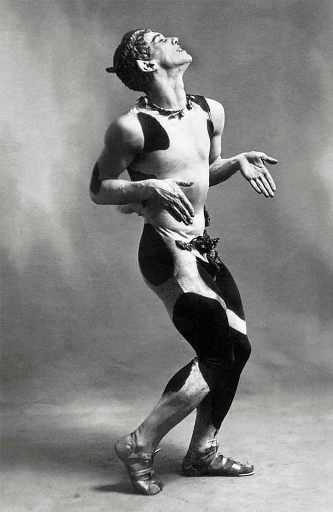 Vaslav Nijinsky - I am Nijinsky. I am an earthquake