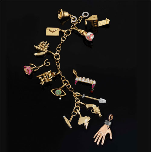A charm bracelet with rock'n'roll credentials - The Telegraph