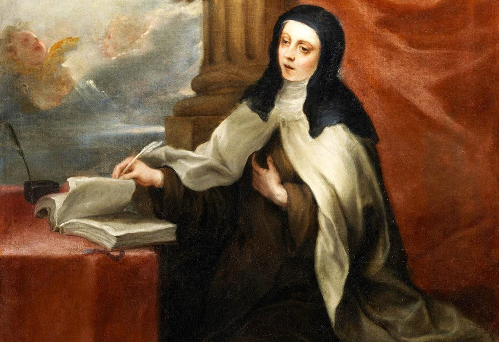 All things must pass – Teresa of Avila