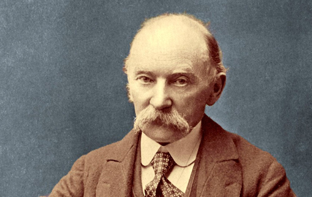 A brokenhearted poem by Thomas Hardy
