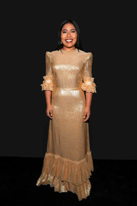 Yalitza Aparicio - a vision at The Oscars
