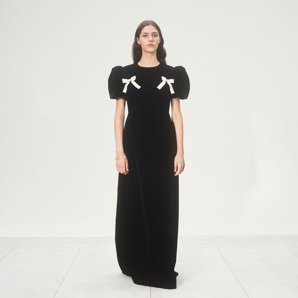 THE LUNAR ECLIPSE DRESS