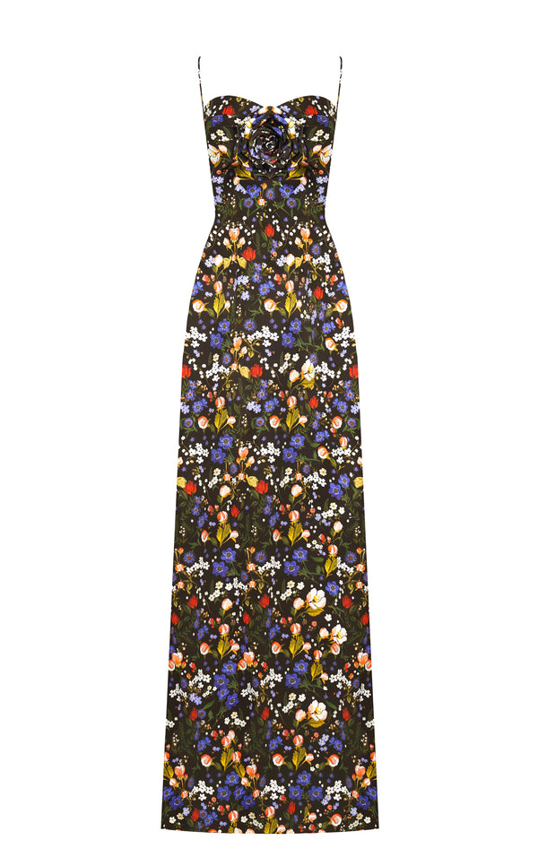 THE PARADISE ROAD DRESS