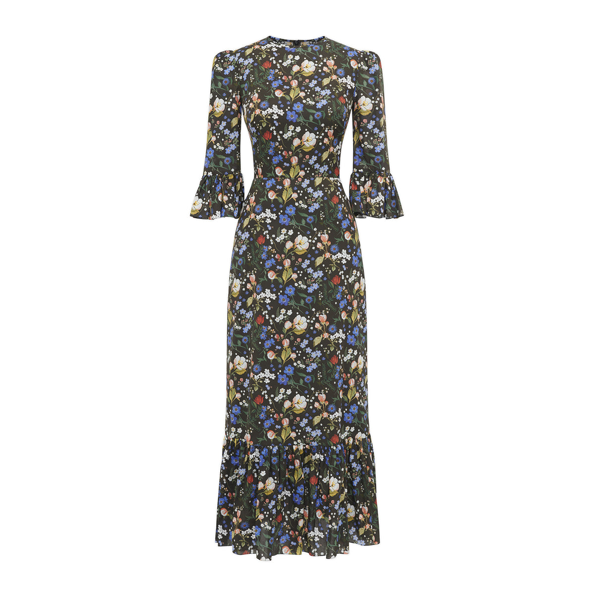 THE FORGET ME NOT FESTIVAL DRESS