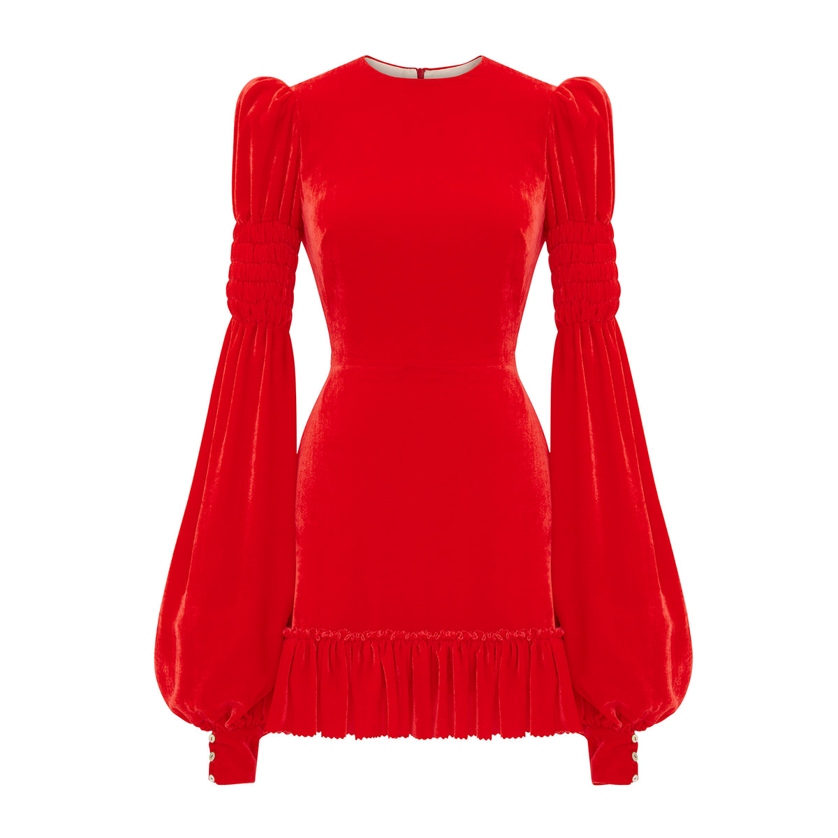 THE VELVET RUNAWAY DRESS