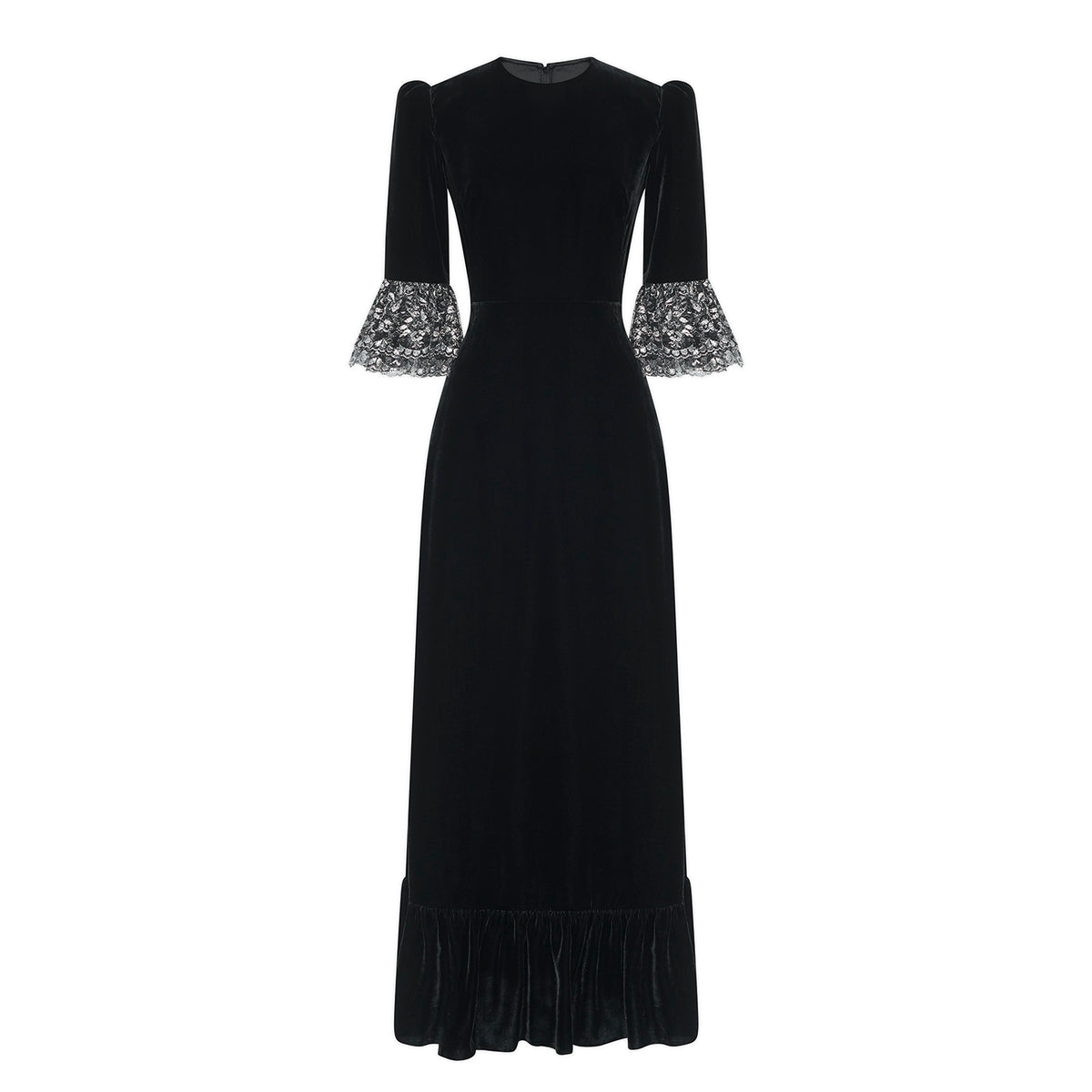 THE VELVET PRISCILLA DRESS