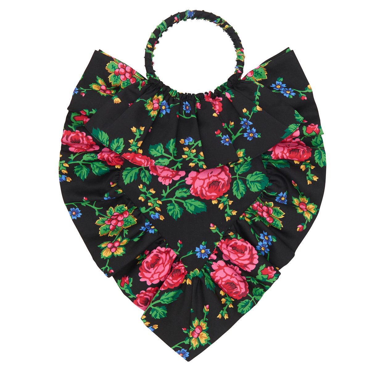 THE GYPSY COTTON SACRED HEART BAG