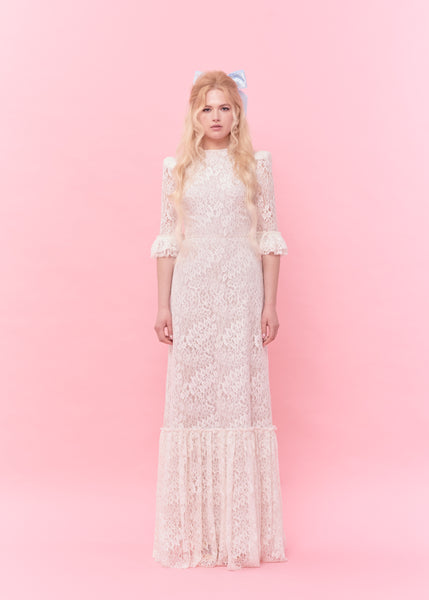 THE LACE FESTIVAL DRESS