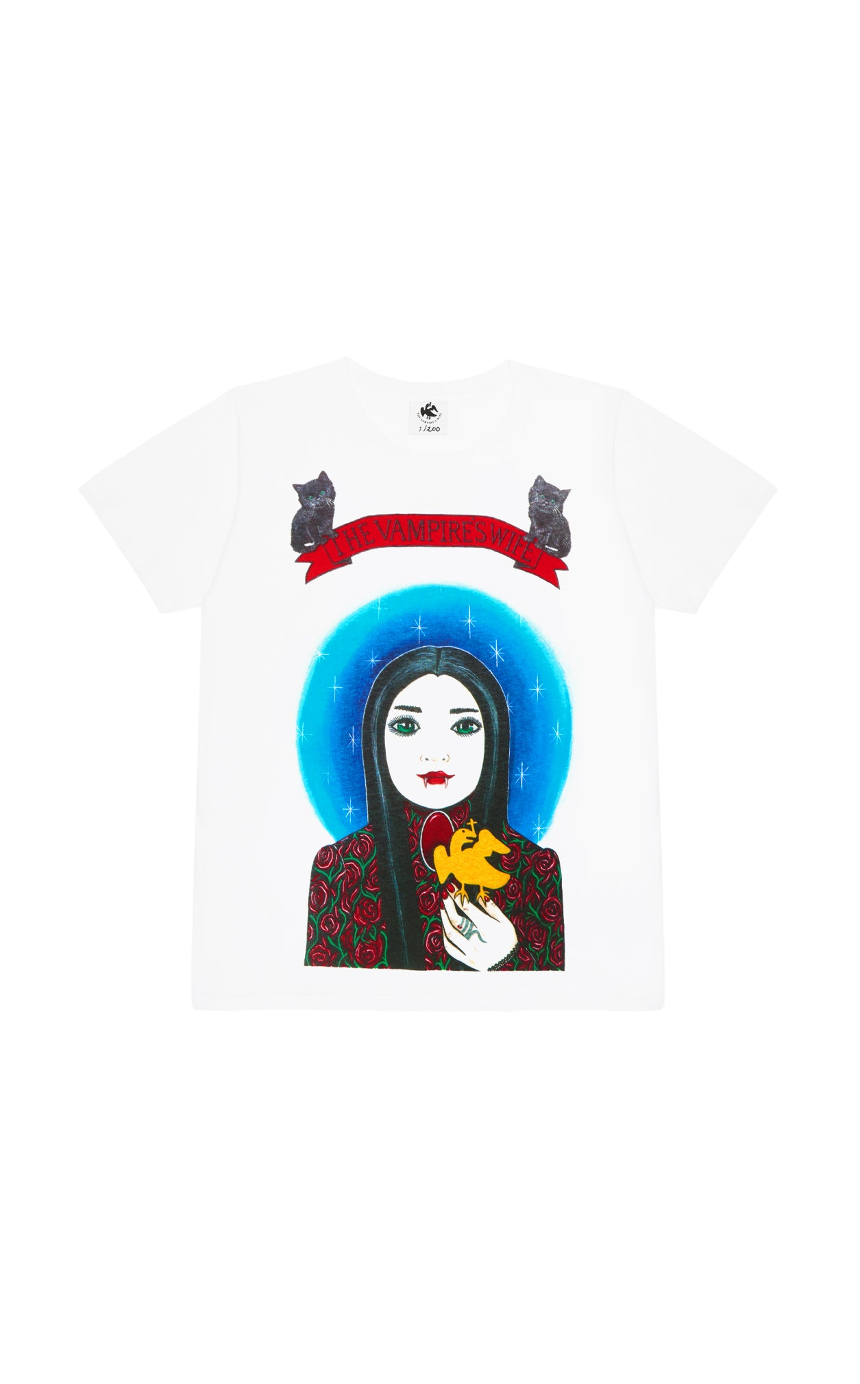 LIMITED EDITION T-SHIRT - GIRL NO. 3