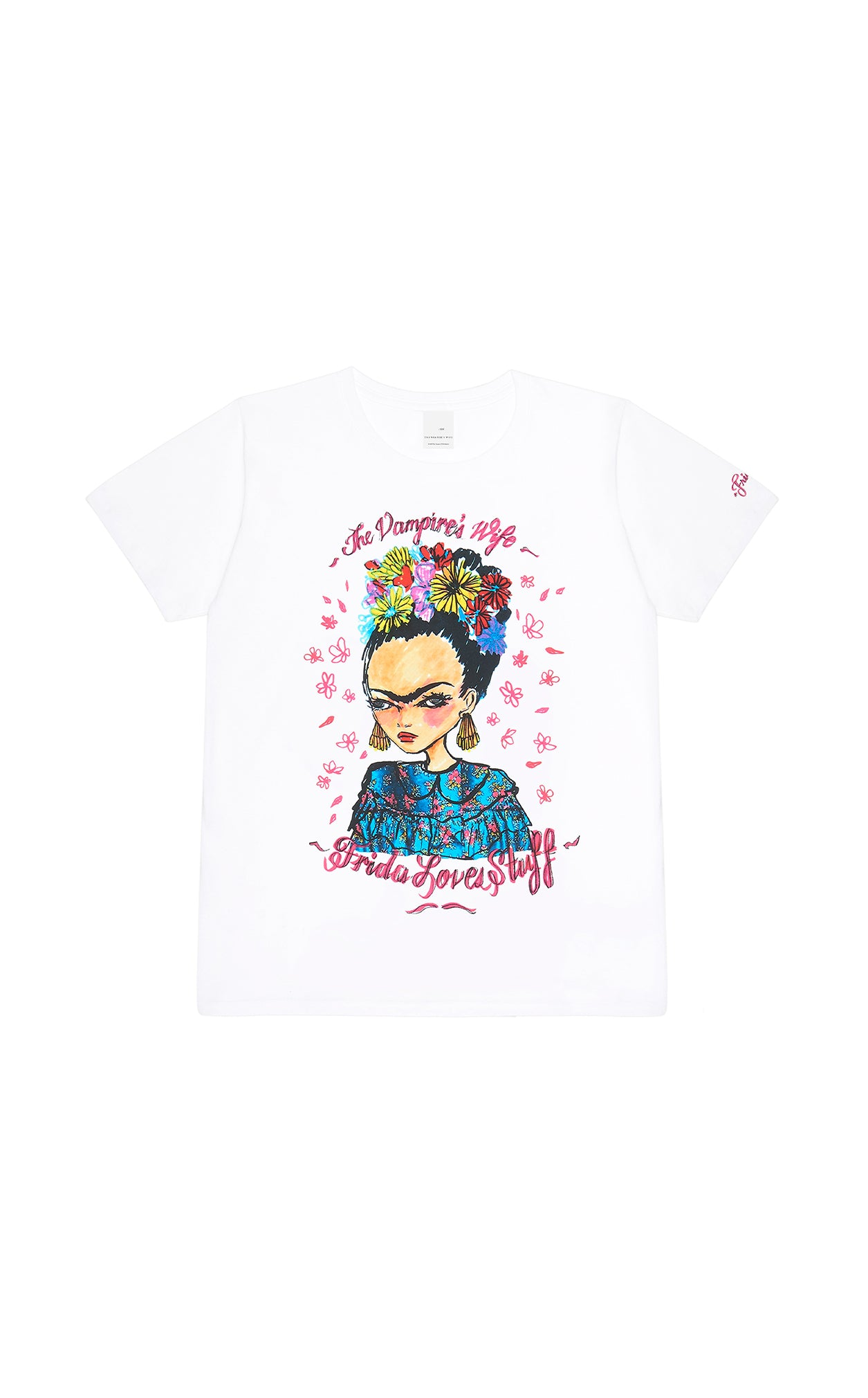 The Frida Loves Stuff T Shirt