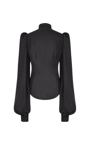 THE TOTAL MAYHEM BLOUSE