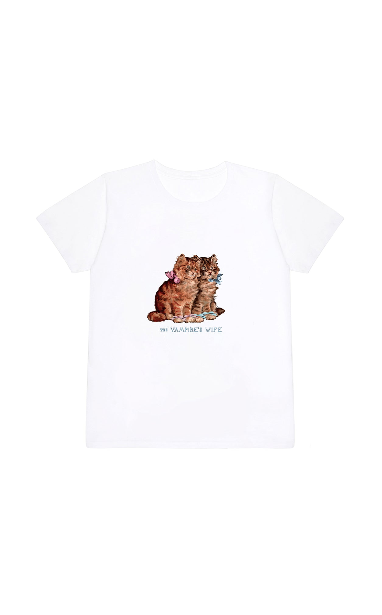 The Vampire Cat T Shirt