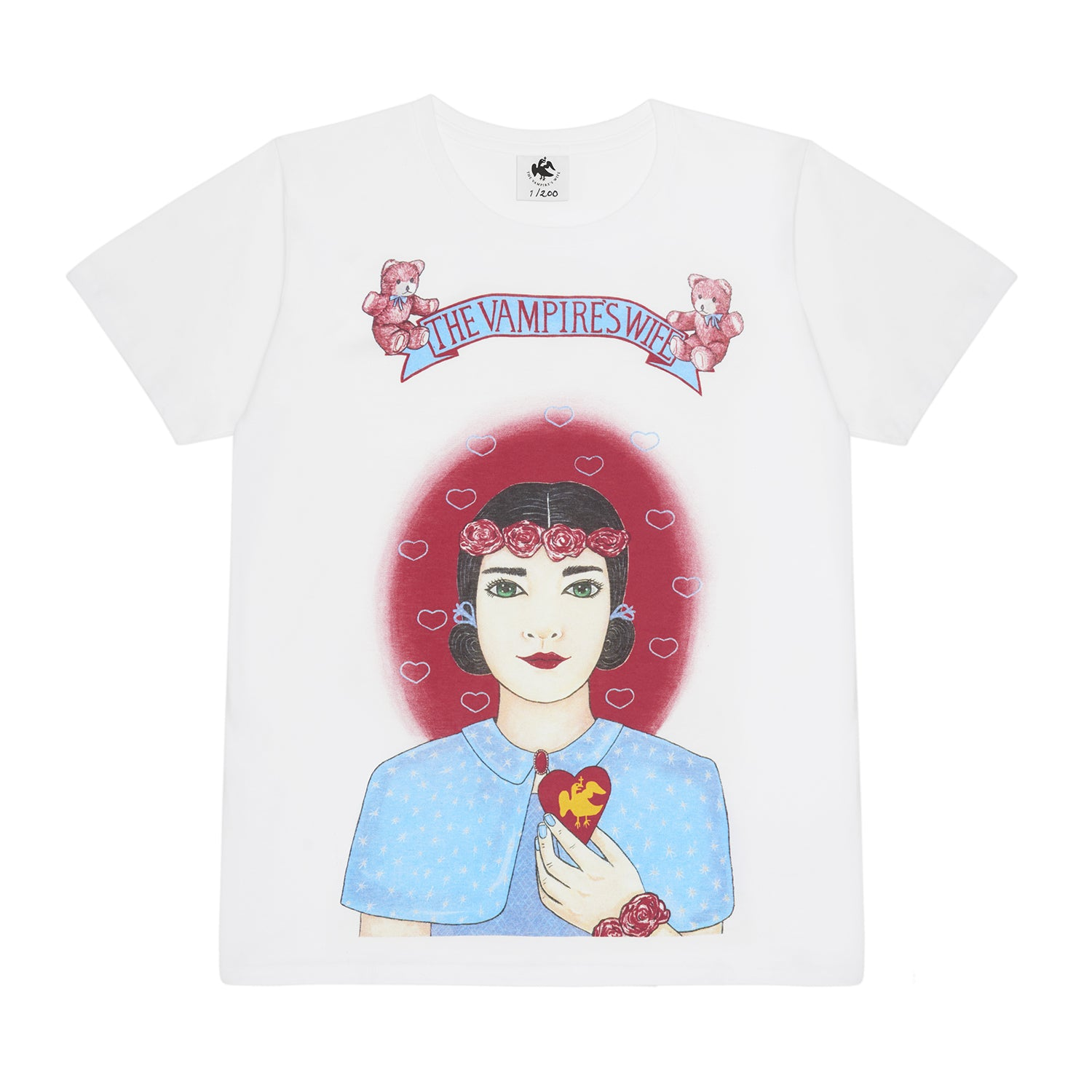 LIMITED EDITION T-SHIRT - GIRL NO. 4