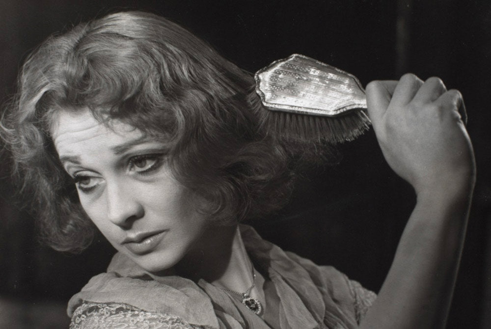 Blanche DuBois in A Streetcar Named Desire