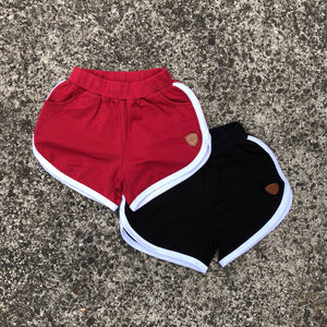 Cheeky Shorts - Red