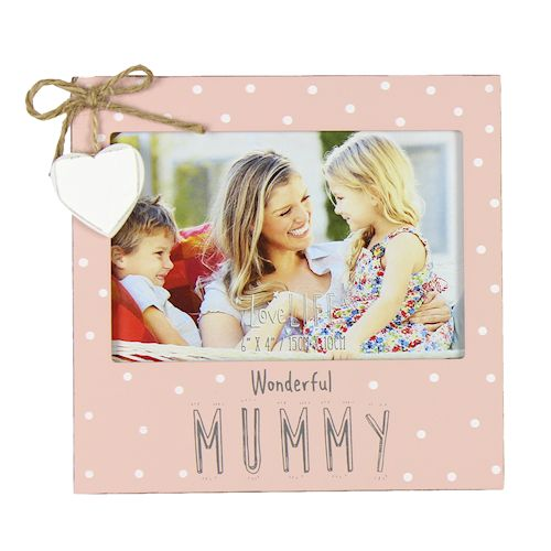 Wonderful Mummy Frame - A Pinch of Love Gifts