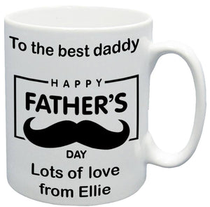 Father's Day Personalised Mug