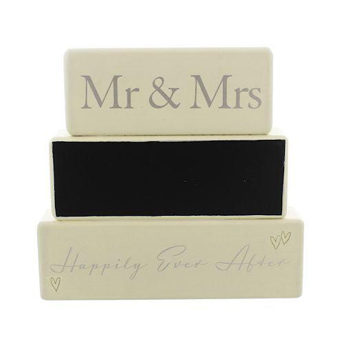 Mr & Mrs Happily Ever After - A Pinch of Love Gifts