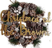 Load image into Gallery viewer, Christmas Wreath (Snowy) - A Pinch of Love Gifts