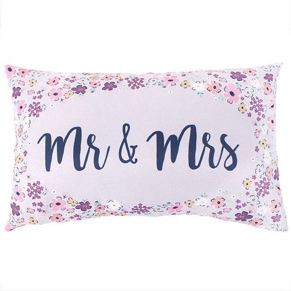 Mr & Mrs Cushion - A Pinch of Love Gifts