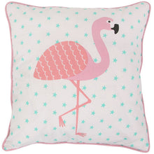 Load image into Gallery viewer, Flamingo Cushion - A Pinch of Love Gifts