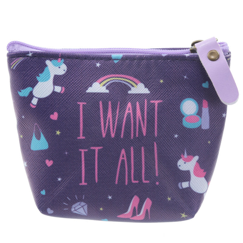 I Want it all Purse - A Pinch of Love Gifts
