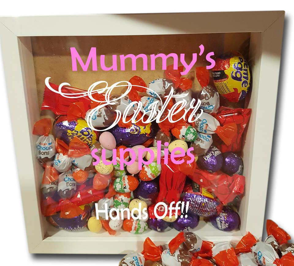 Mummy's Easter Supplies Box - A Pinch of Love Gifts