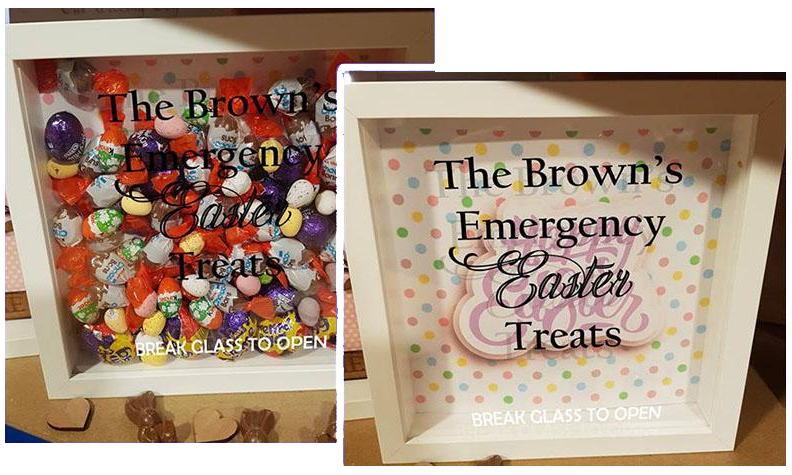 Easter Emergency Treats Box - A Pinch of Love Gifts