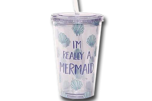 I'm Really a Mermaid Cup (personalised)