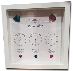 Moments to Remember Box Frame